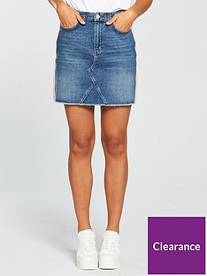 v-by-very-hybrid-mini-skirt-mid-wash