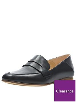 clarks-pure-iris-loafers-black