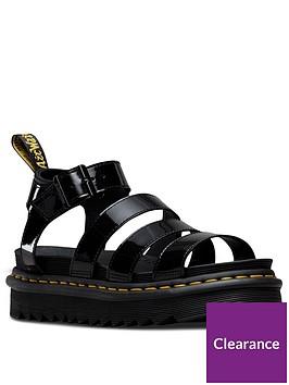 dr-martens-blaire-lamper-flat-sandal-black