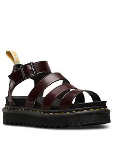 dr-martens-vegannbspblaire-flat-sandals-cherry-red