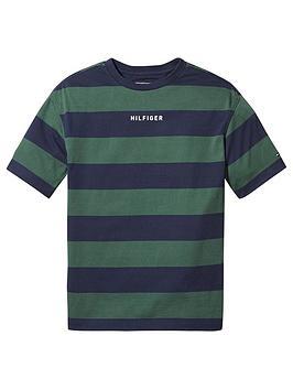 tommy-hilfiger-boys-boxy-rugby-stripe-t-shirt-navy
