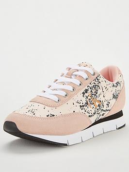 calvin-klein-ck-jeans-tabata-splattered-trainer-pink