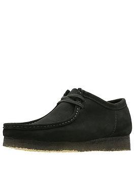 Clarks Originals Clarks Originals Suede Wallabee Shoe Picture