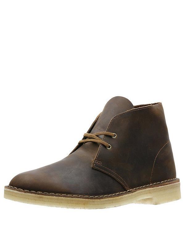 Clark's original desert boot size 8 12 men's