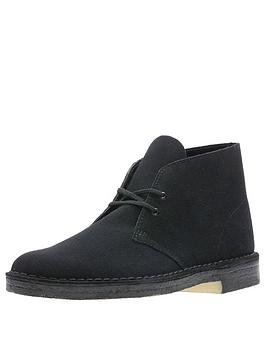 clarks-originals-originals-suede-desert-boot-black
