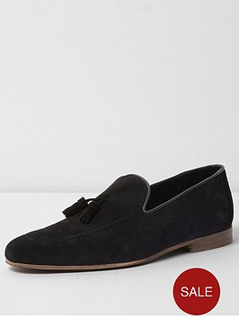river-island-townsend-suede-loafer