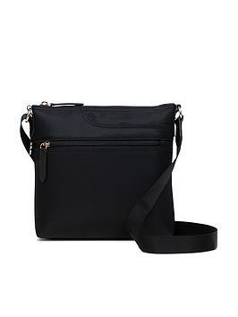 radley-pocket-essentials-small-zip-top-cross-body-bag-black