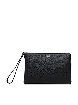 radley-bowhill-small-clutch-ziptop-bag-black