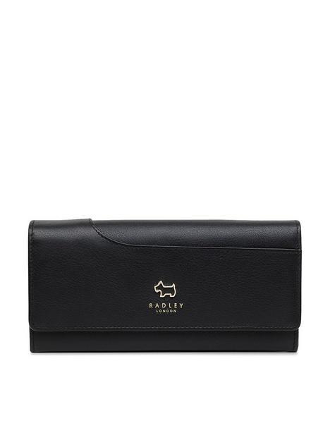 radley-pockets-leather-large-flapover-matinee-purse-black