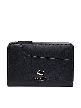 radley-pockets-medium-zip-top-purse-black