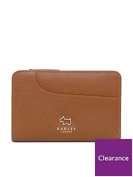 radley-pockets-medium-zip-top-purse-tan