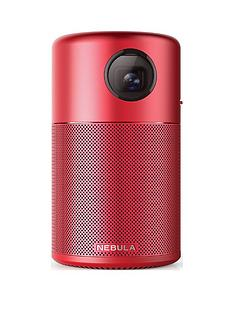anker-nebula-capsule-pocket-cinema-wireless-portable-smart-projector-red