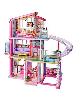Barbie Barbie Dreamhouse Adventures Large Three-Story Dolls House Picture