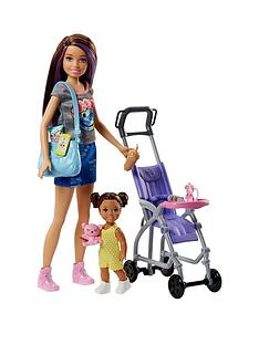 barbie-skipper-babysitter-stroller-playset