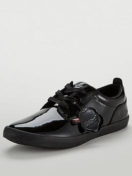kickers-kariko-lace-black