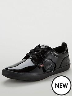 kickers-kariko-lace-up-shoe-black