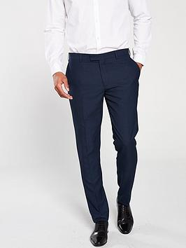 Skopes Skopes Harcourt Slim Trousers - Navy Picture