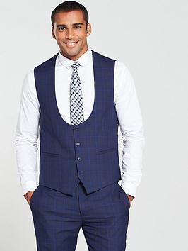 skopes-melville-check-waistcoat
