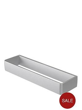 aqualux-haceka-aline-60-cm-towel-rail-ndash-brushed