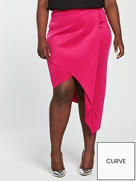 v-by-very-curve-asymmetric-jersey-skirt