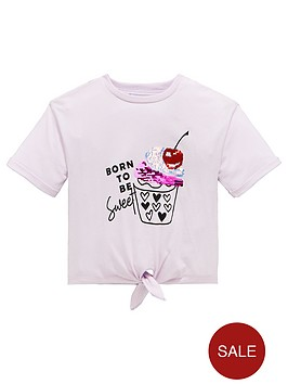 mini-v-by-very-girls-sequin-cupcake-knot-tie-t-shirt