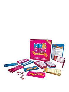 mr-mrs-family-game