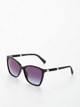 swarovski-black-sparkle-arm-sunglasses