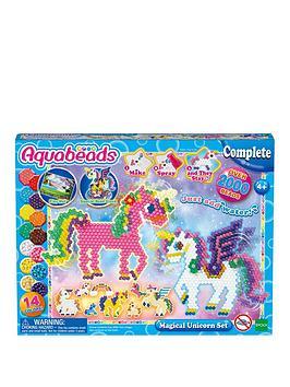Aqua Beads Aqua Beads Aquabeads Magical Unicorn Set Picture