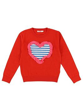 billieblush-girls-ruffle-metallic-stripe-heart-knit-jumper