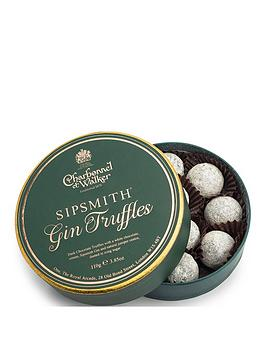 charbonnel-et-walker-sipsmith-gin-truffles-110g