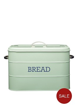 living-nostalgia-antique-bread-bin-ndash-english-sage-green