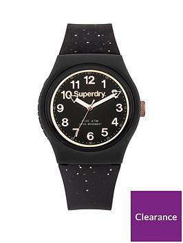 superdry-urban-glitter-black-dial-black-glitter-silicone-strap-ladies-watch