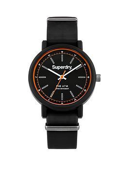 superdry-superdy-campus-nato-black-dial-black-nylon-strap-mens-watch