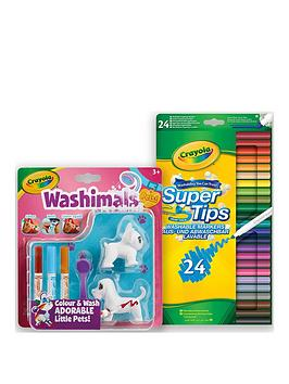 Crayola Crayola Washimals Bundle Picture