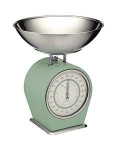 living-nostalgia-4kg-mechanical-scales-english-sage-green