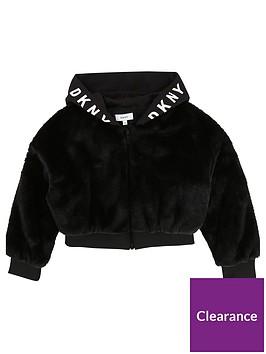 dkny-girls-faux-fur-hooded-sweat-top