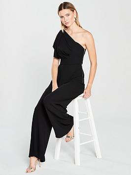 v-by-very-one-shoulder-peplum-jumpsuitnbsp--black