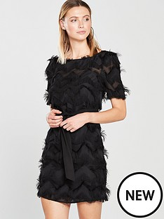 v-by-very-zigzag-fringe-shift-black