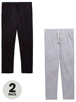 v-by-very-2-pk-plain-jersey-cuff-hem-bottoms