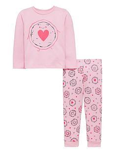 mini-v-by-very-girls-neon-donut-glitter-pyjamas-pink