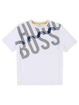 boss-boys-short-sleeve-side-print-logo-t-shirt-white