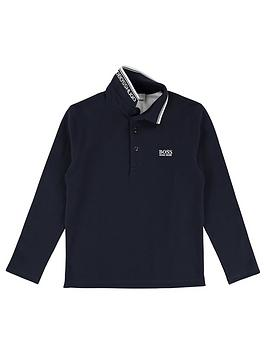 boss-boys-classic-long-sleeve-polo-navy