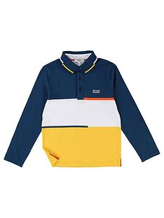 boss-boys-long-sleeve-block-stripe-polo-shirt-navy