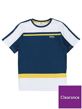 boss-boys-short-sleeve-stripe-t-shirt-navy