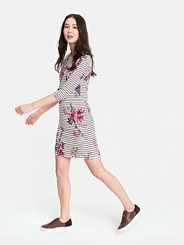 joules-riviera-print-boarder-dress--nbspharvest-floral-plum-stripe