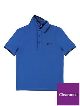 boss-boys-short-sleeve-pique-polo-shirt-electric-blue