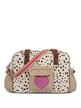 pink-lining-pink-lining-yummy-mummy-changing-bag--dalmatian-fever