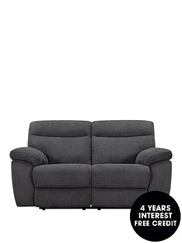 violino-new-oxton-fabric-2-seater-manual-recliner-sofa