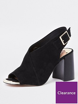 river-island-wide-fit-shoeboot-black
