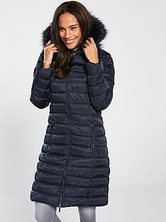 v-by-very-long-padded-coat-navynbsp